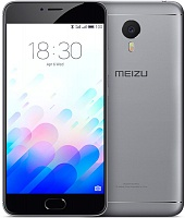 Meizu M3 Note 16GB Grey