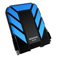 A-Data 1Tb (AHD710-1TU3-CBL) Blue-Black