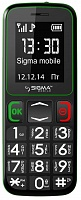 Sigma Comfort 50 Mini3 Black-Green