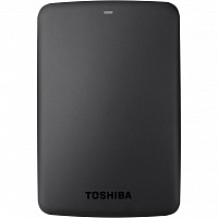 Toshiba 500GB Canvio Basics USB 3.0 (HDTB305EK3AA) Black