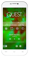 Qumo Quest 452 IPS White