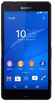 Sony Xperia Z3 Compact D5803 Black
